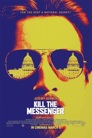 KILL THE MESSENGER artwork
