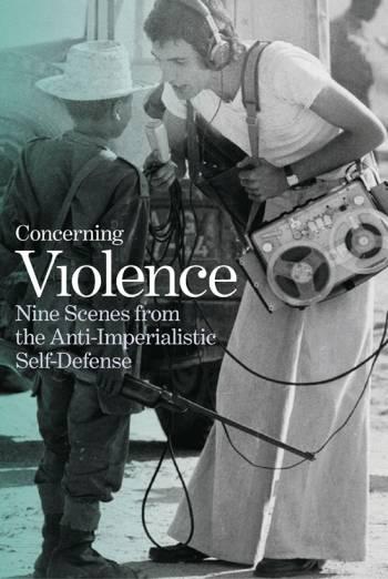 CONCERNING VIOLENCE artwork