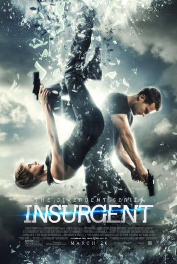 Divergent Series: The Insurgent (3D)