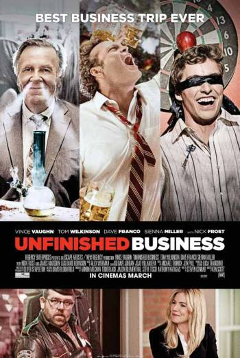 UNFINISHED BUSINESS artwork