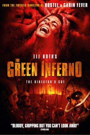 THE GREEN INFERNO artwork
