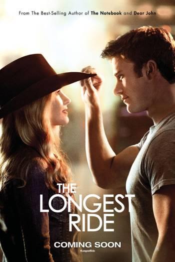 THE LONGEST RIDE <span>(2015)</span> artwork