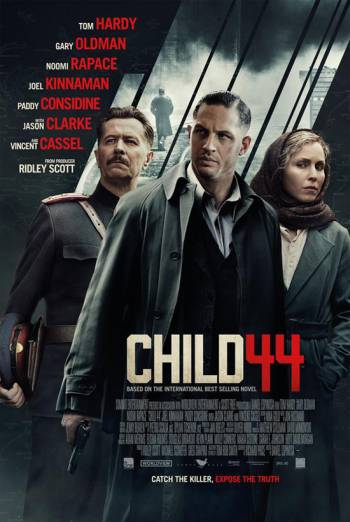 CHILD 44 artwork