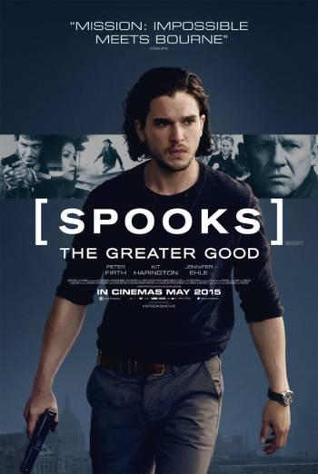 SPOOKS: THE GREATER GOOD artwork