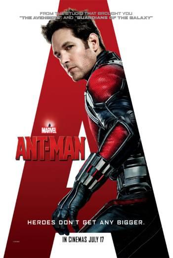 ANT-MAN <span>(2015)</span> artwork