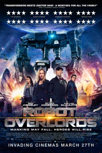 ROBOT OVERLORDS <span>(2014)</span> artwork