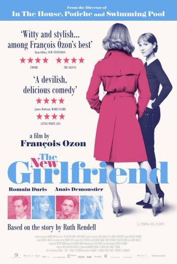 THE NEW GIRLFRIEND <span>(2014)</span> artwork