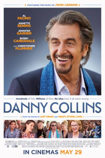 Image result for danny collins poster