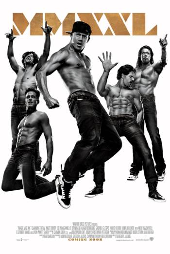 MAGIC MIKE XXL artwork