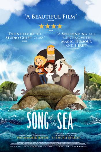 SONG OF THE SEA artwork