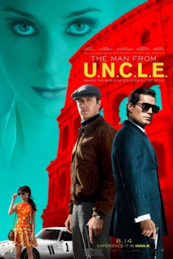 Man From U.N.C.L.E., The (IMAX)