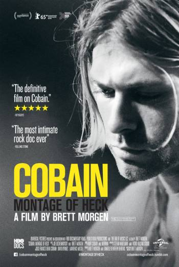 COBAIN: MONTAGE OF HECK <span>(2015)</span> artwork