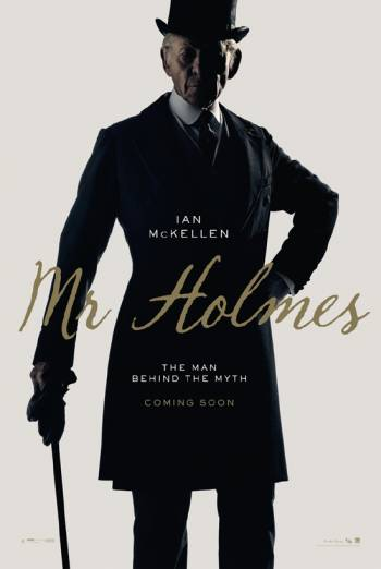 MR HOLMES <span>(2015)</span> artwork