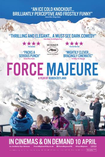 FORCE MAJEURE artwork
