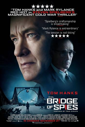 BRIDGE OF SPIES artwork