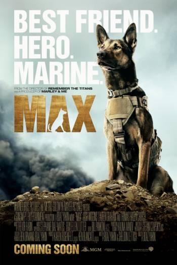 MAX artwork