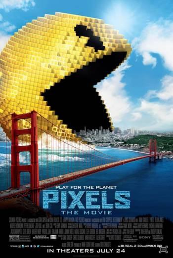 Pixels (3D) IMAX