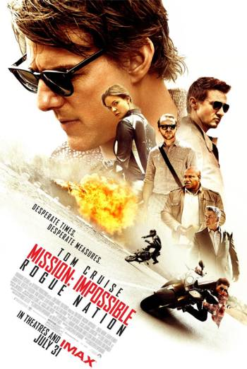Mission: Impossible Rogue Nation (IMAX)