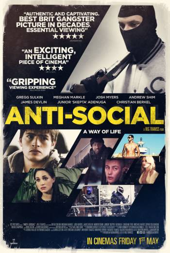 ANTI-SOCIAL <span>(2015)</span> artwork