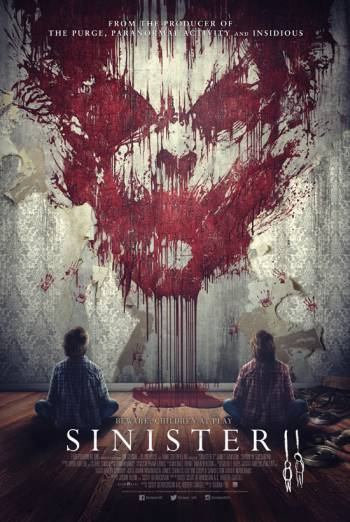 SINISTER 2 <span>[Trailer B]</span> artwork