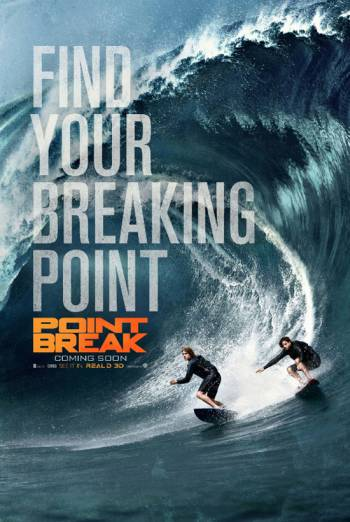 POINT BREAK artwork