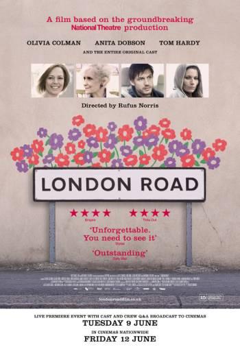 LONDON ROAD <span>(2015)</span> artwork