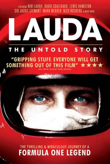 LAUDA: THE UNTOLD STORY artwork