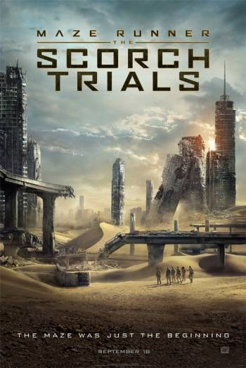 Maze Runner: The Scorch Trials (EXTRA)
