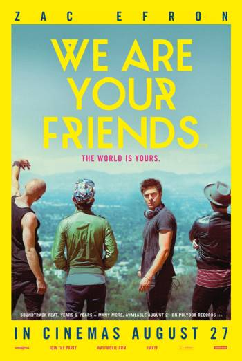 WE ARE YOUR FRIENDS <span>(2015)</span> artwork
