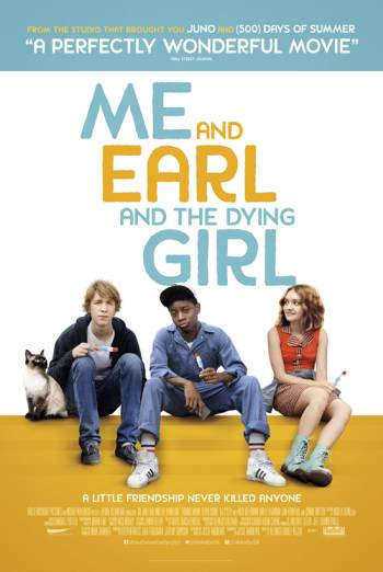 ME AND EARL AND THE DYING GIRL artwork