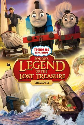 THOMAS & FRIENDS - SODOR'S LEGEND OF THE LOST TREASURE (2015)