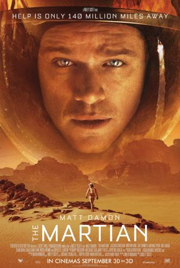 THE MARTIAN <span>(2015)</span> artwork