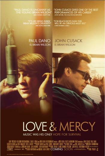 LOVE & MERCY artwork