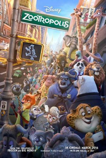 ZOOTROPOLIS <span>[3D]</span> artwork