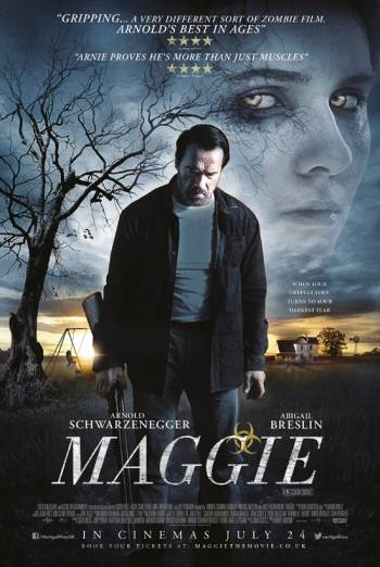MAGGIE <span>(2015)</span> artwork