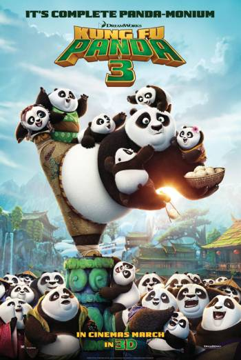 KUNG FU PANDA 3 <span>[US Audio]</span> artwork