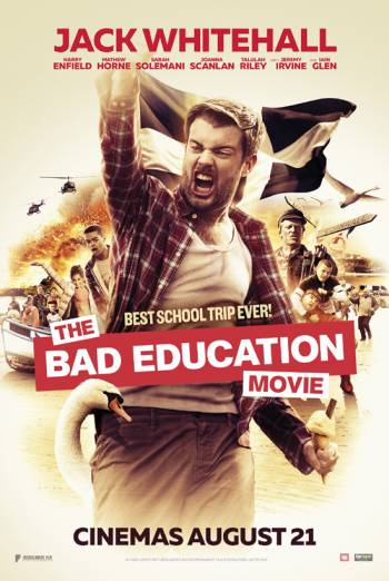 THE BAD EDUCATION MOVIE artwork