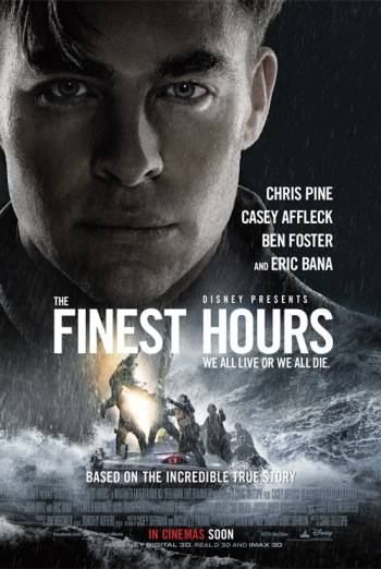 THE FINEST HOURS <span>[2D]</span> artwork