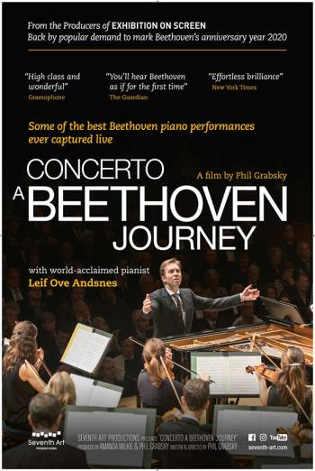 CONCERTO - A BEETHOVEN JOURNEY <span>(2015)</span> artwork
