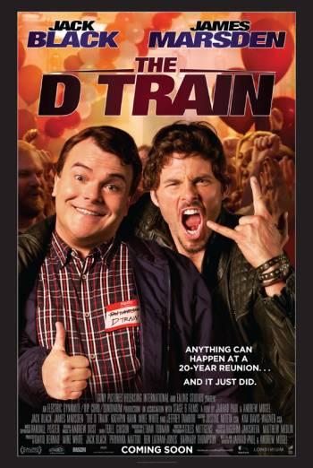 THE D TRAIN artwork