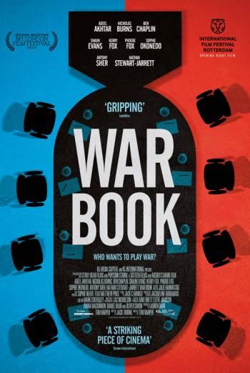 WAR BOOK artwork