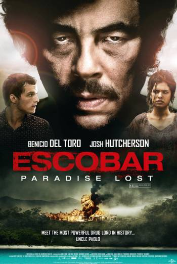 ESCOBAR: PARADISE LOST artwork