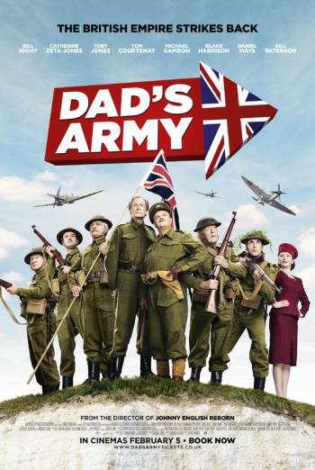 DAD'S ARMY artwork