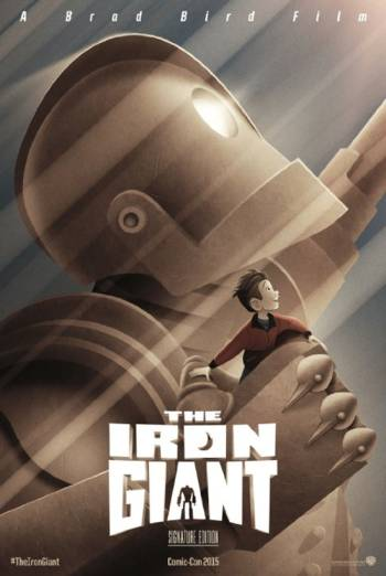 Iron Giant: Signature Edition, The