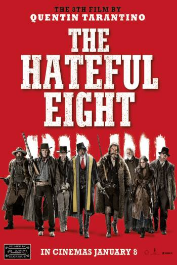 THE HATEFUL EIGHT <span>[Multiplex version]</span> artwork
