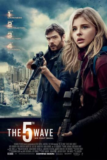THE 5TH WAVE artwork