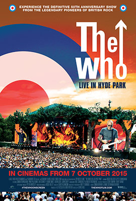 Who, The: 50th from Hyde Park