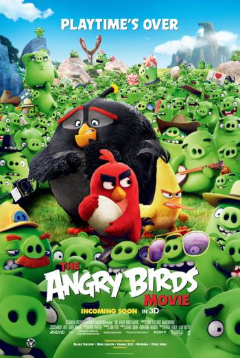 ANGRY BIRDS <span>[2D]</span> artwork