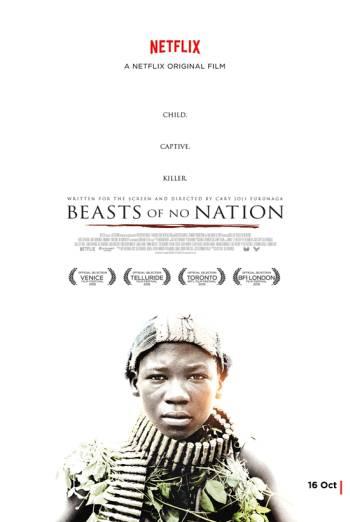 BEASTS OF NO NATION artwork