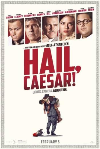 Hail, Caesar! (Recliner Seat)